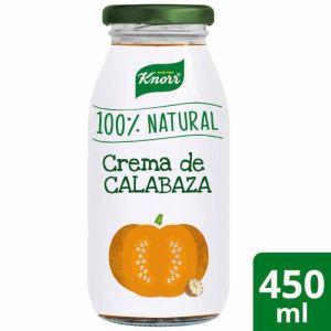 Crema de calabaza/nuez/moscada knorr 450ml