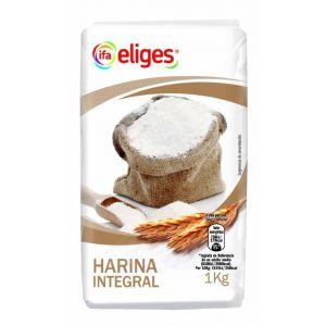 Harina integral ifa eliges 1kg