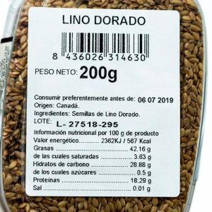 Semillas de lino san blas 200g