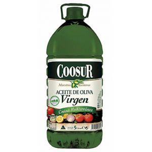 aceite de oliva virgen mediterránea coosur 5l