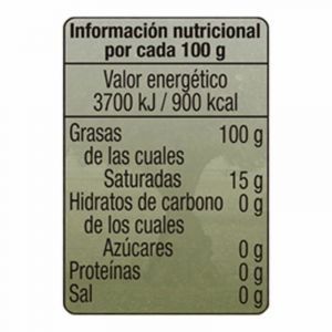 aceite de oliva virgen extra cexac 1l