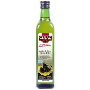 aceite de oliva virgen extra cexac 750ml