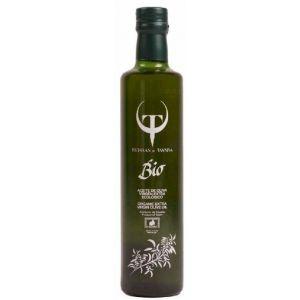 aceite de oliva virgen extra ecológico tierrasde tavara 500ml