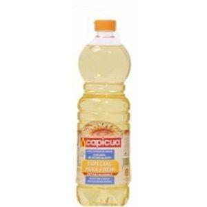 aceite de girasol alto oleico 80% capicua 1l