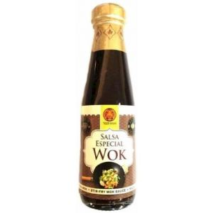 Salsa wok tiger khan 200ml