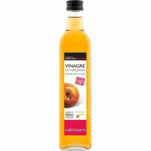 Vinagre de manzana bio valmasera 500ml