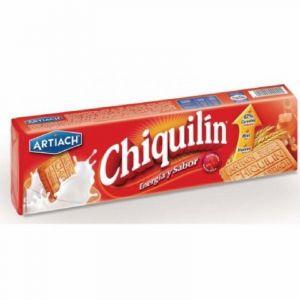 Galleta chiquilin relieve artiach 175g