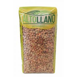 Lenteja castellana altollano bolsa 1kg