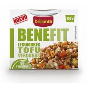 Legumbres tofu verdura benefit vasito 250g