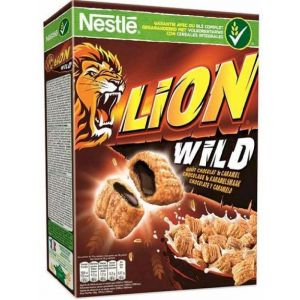 Cereales lion wild nestle 410g