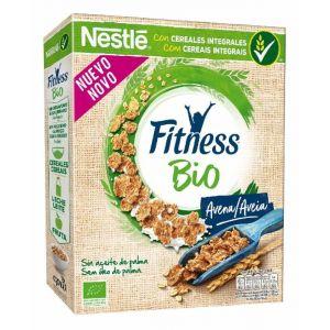 Cereales bio avena fitness nestle 300gr