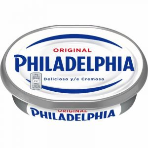 Queso untar philadelphia natural 200g