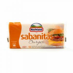 Queso lonchas cheddar sabanitas 250g