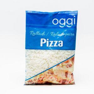 rallado pizza oggi 200g