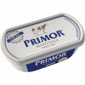 Mantequilla con sal primor barqueta 250gr