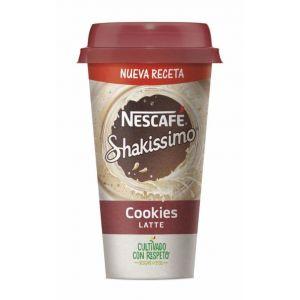 Nescafe shakissimo cookies 190ml