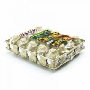 Huevos frescos clase xl  giralda  20ud