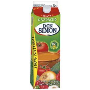 Gazpacho suave don simon 1l