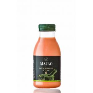 Gazpacho natural s/pan majao pet 33cl