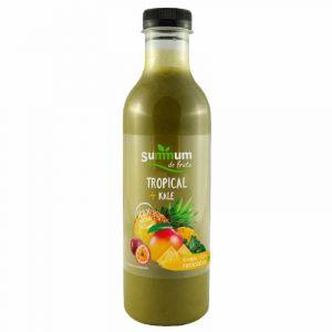 Zumo refrigerado de fruta y verdura kale summum pet 750ml