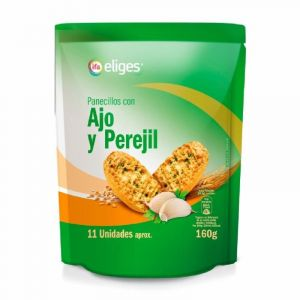 Panecillos ajo ifa eliges 170gr