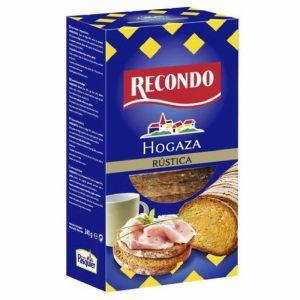 Pan tostado hogaza  recondo  240g