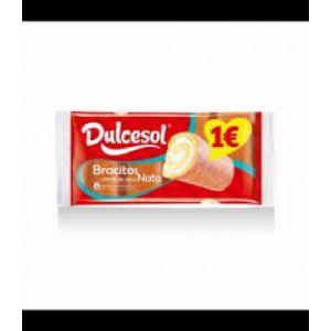 Bracito  azucar dulcesol  p4x250g
