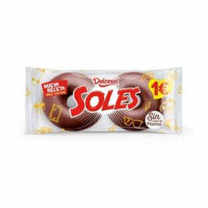 Rosquillas dolcesoles chocolate dulcesol  4x200g