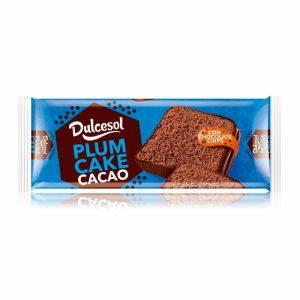 Plum cake  chocolate dulcesol  400g