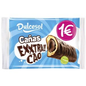 Caña extra chocolate dulcesol  3ud