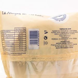 Torta de leche el cartujano 150g