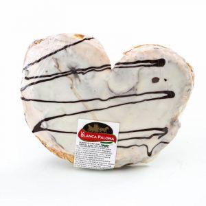 Palmera rellena chocolate hispadul 300g
