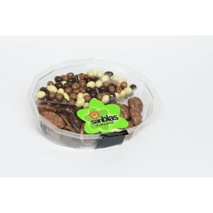 Cocktail frutos secos con chocolate san blas 250g