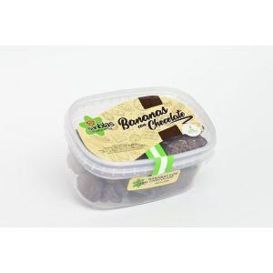 Banana con chocolate san blas 200g