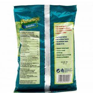 Platanitos salados goya 75g
