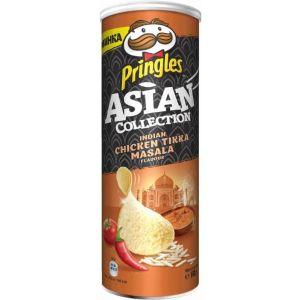 Patatas rice india pollo pringles lata 160gr