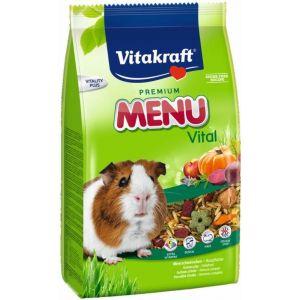 Comida para cobaya vitakraft 1kg