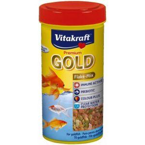 Comida para peces de agua fría vitakraft 250ml