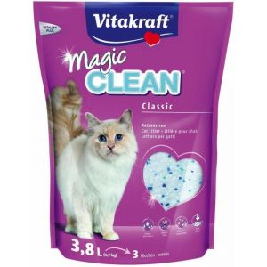 Gel silice gatos vitakraft 3,8lt