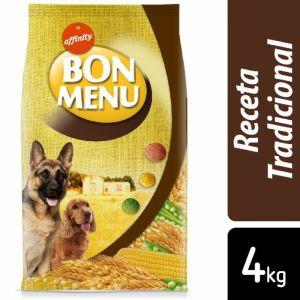 Comida perro receta tradicional bon menu 4k