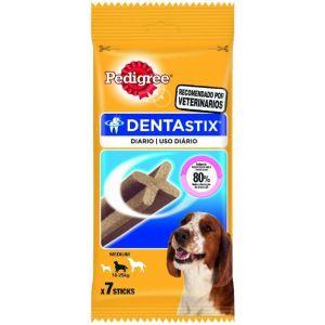 Snack perro pedigree  dentastix 180g