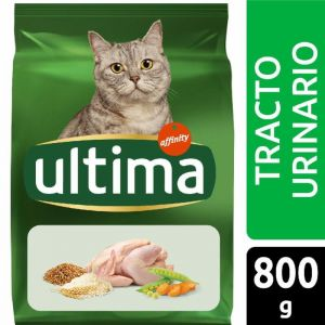 Comida gato control urinario ultima 800g