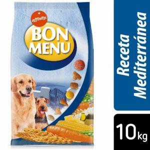 Comida perro receta mediterranea bon menu 10k