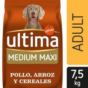 Comida perro adulto pollo ultima 7,5k