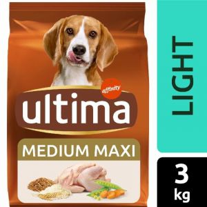 Comida perro light ultima 3k