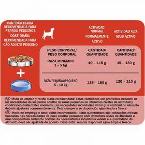 Comida perro mini  friskies 1,5k