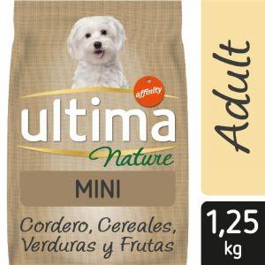 Comida perro nature mini  ultima 1,25k
