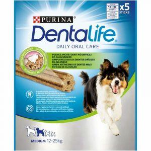 Snack perro razas medianas dentalife 115g