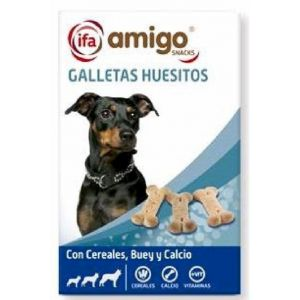Snack perro mix huesitos ifa amigo 500gr