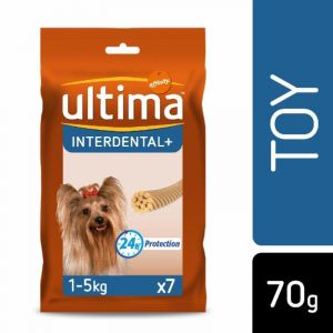 Snack perro interdental ultima  70g